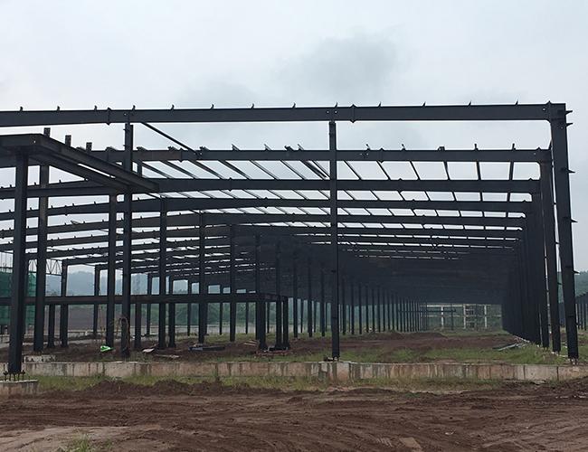 南充钢结构厂家