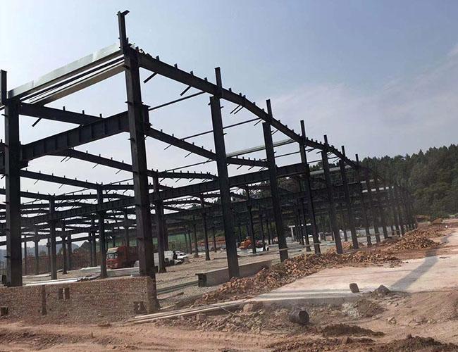 钢架结构加工