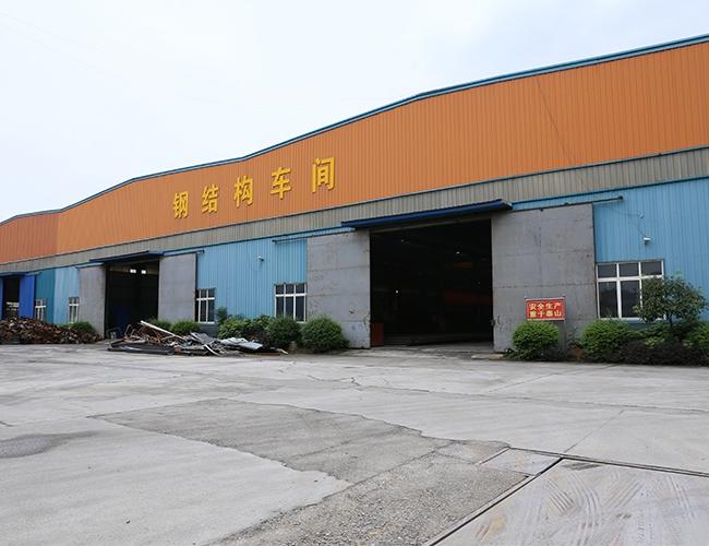 洋意钢结构厂房